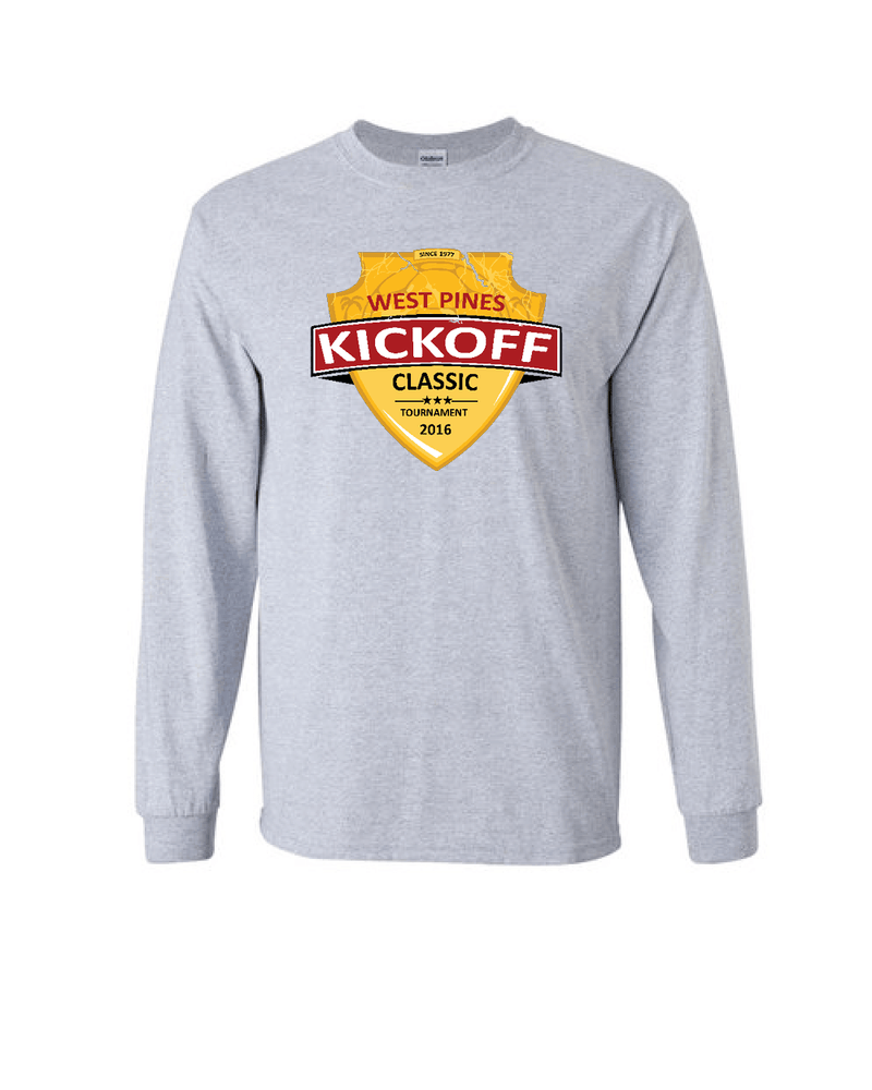 Grey Long-Sleeve Shirt West Pines