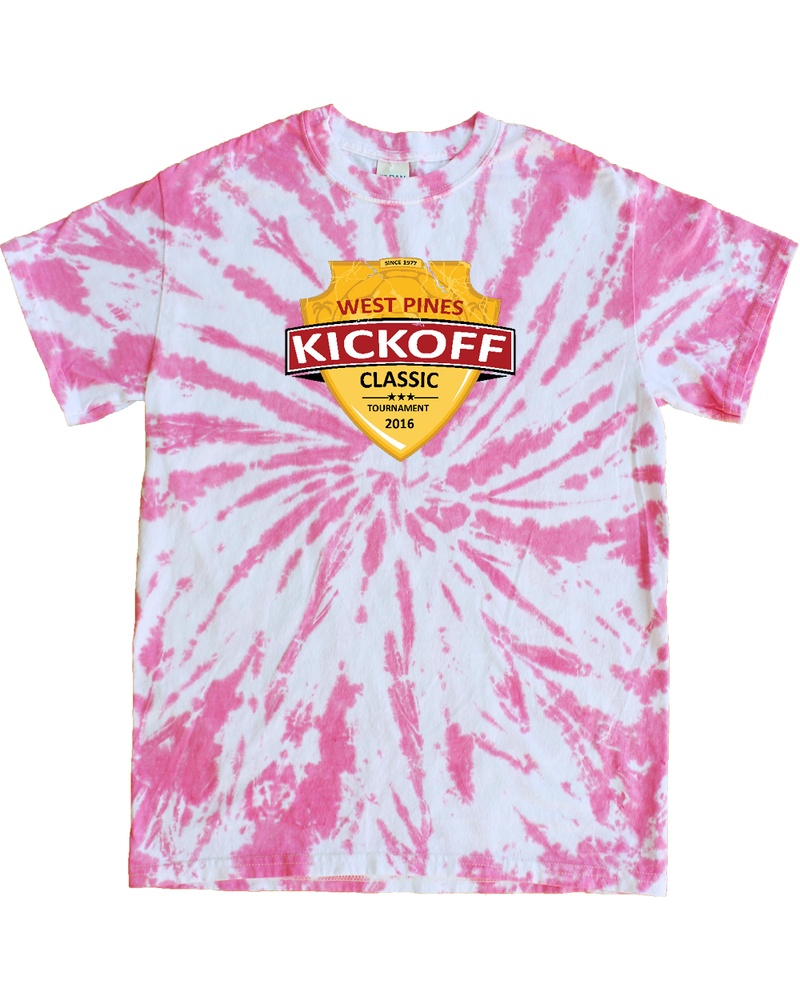 Pink Tie-Dye West Pines