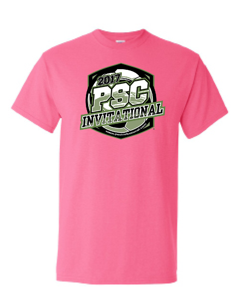 Neon Pink PSC Invitational