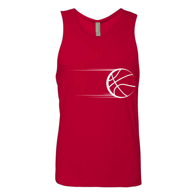 Men's Jersey Solid Tank Top (#D2)
