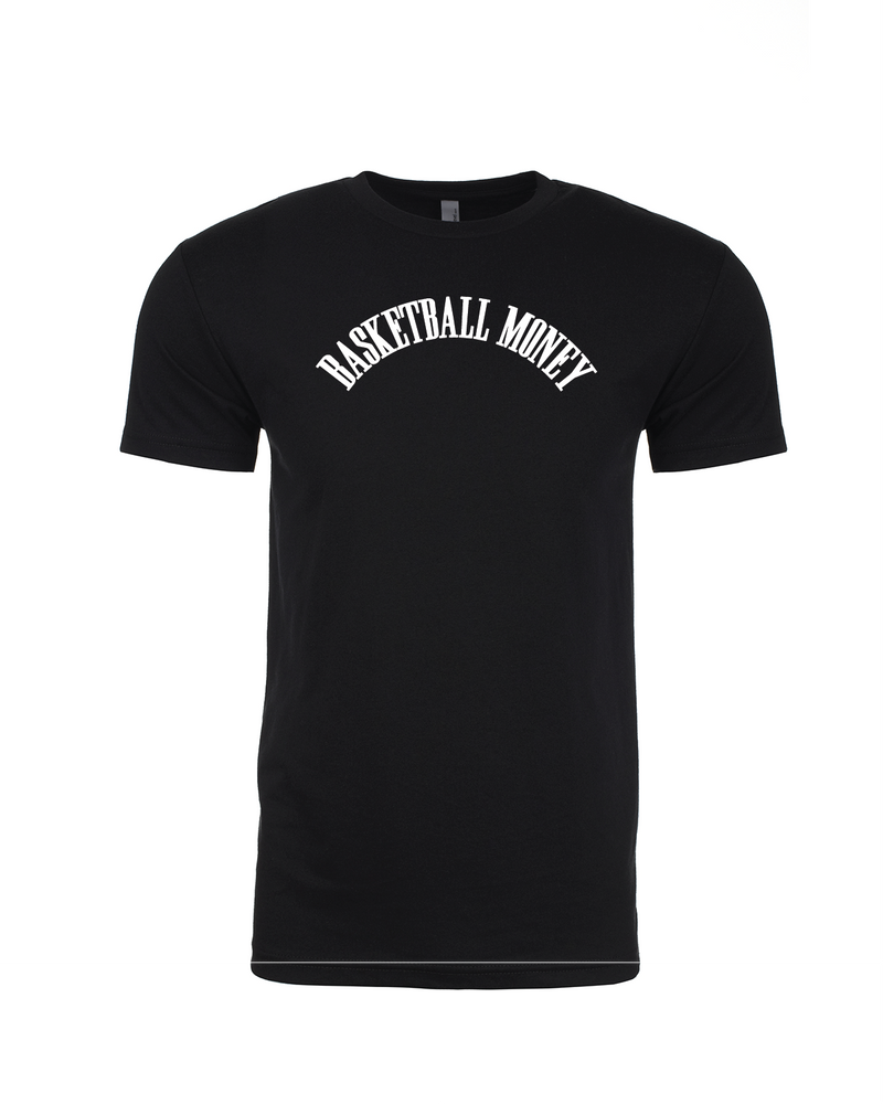 Basketball Money - Premium Fitted Short-Sleeve Crew
