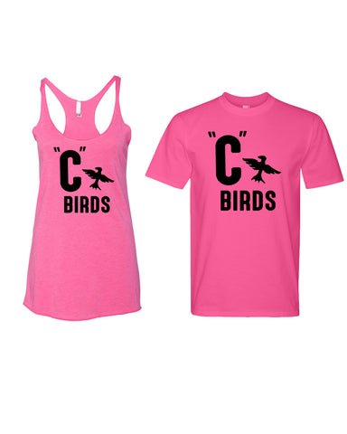 Pink Breast Cancer Awareness Tank Top or Shirt