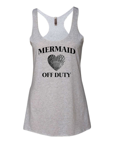Mermaid Off Duty Beach Tank Top