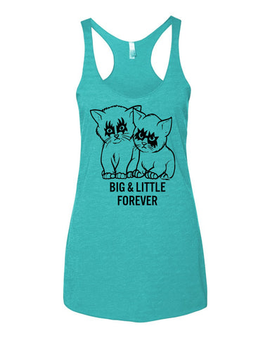 Sorority Big and Little Forever Tank Top