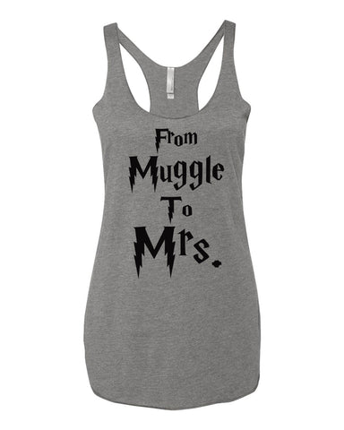 From Muggle to Mrs. Tank Top