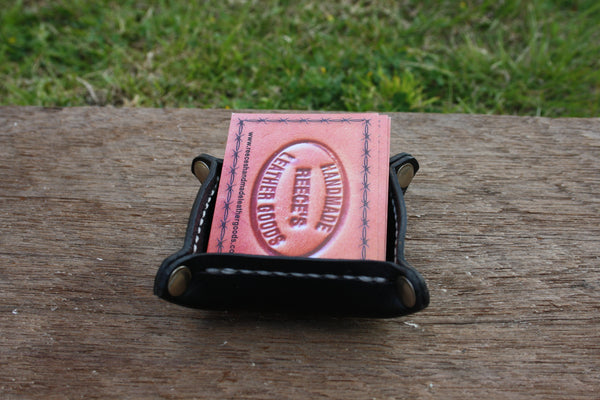 Business Card Holder (Black)