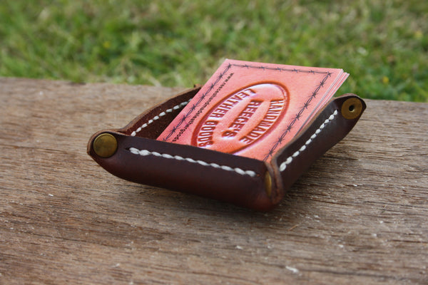 Business Card Holder (Rich Brown)