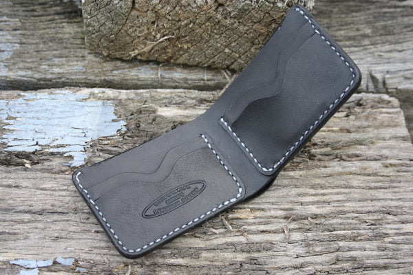 4 Card Classic Bifold Wallet