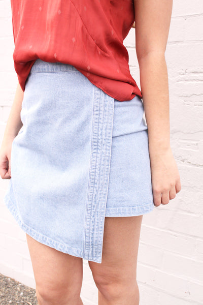 Blue Eyes Skirt | The Fifth