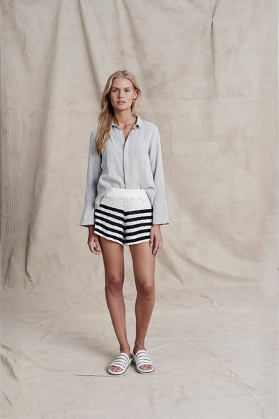 Lake House Knit Shorts | Staple The Label