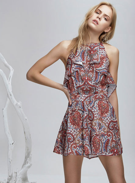Willow Playsuit | Finders Keepers