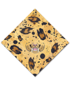 bandanimal nomad complex face mask cover covid sabertooth furry apparel bandana spots gold