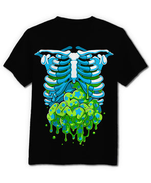 Candy Gore - T-Shirt (Blue/Green) [FINAL STOCK!]