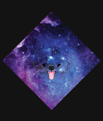 Bandanimals™ - Canine (Galaxy)