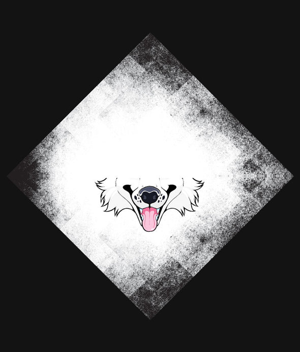 Bandanimals™ - Canine (White)