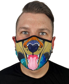 Face Mask - Coyote (Desert Boy)