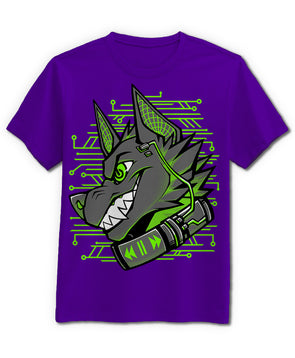 Cyberdog - T-Shirt (Purple) [FINAL STOCK]