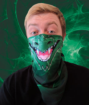 Bandanimals™ - Dragon (Green)