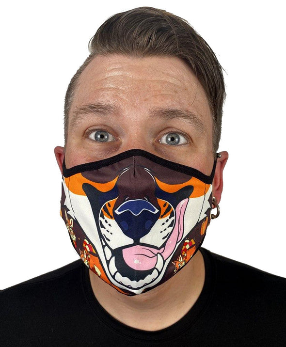 Face Mask - Fox (Cozy)