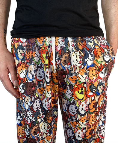 lounge pants good dogs akita gindo border collie husky g.shep nomad complex furry apparel fursona