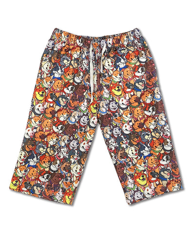 lounge pants dogs akita gindo husky border collie nomad complex furry apparel fursona