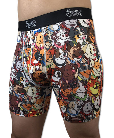 Good Dogs (Boxer Briefs)