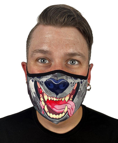 Face Mask - Hyena (Laugh Riot)
