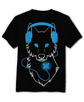 Listen To Your Heart - T-Shirt (Blue) [FINAL STOCK!]