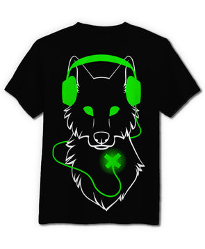 Listen To Your Heart - T-Shirt (Green) [FINAL STOCK!]