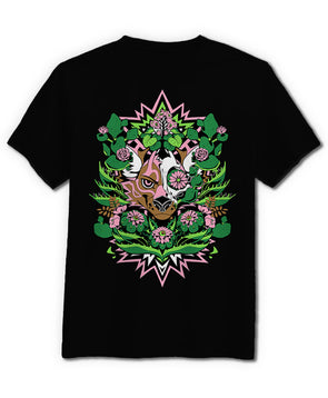 Peyote - T-Shirt (Black)