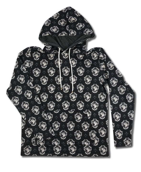 Royalty - Pullover Hoodie (All-over)