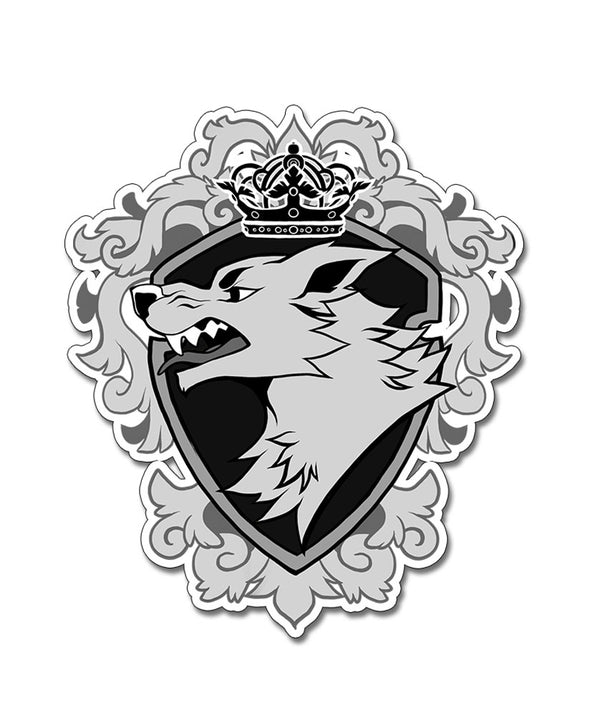Royalty - Sticker