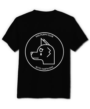 Sad Puppy Club - T-Shirt (Black)
