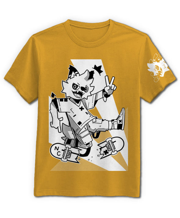 Rebel - T-Shirt (Gold)