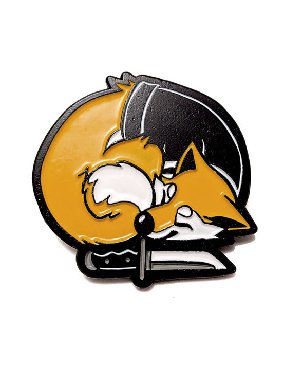 Sleepy Sheeb - Enamel Pin