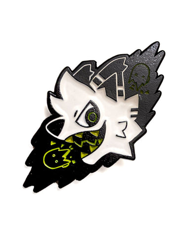 Smashed - Enamel Pin