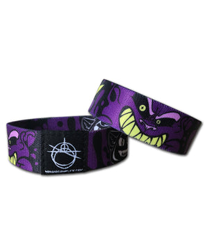 nomad complex summoner ghost purple woven wristband vancouver