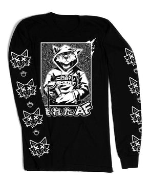 TiredAF - Long Sleeve T-Shirt