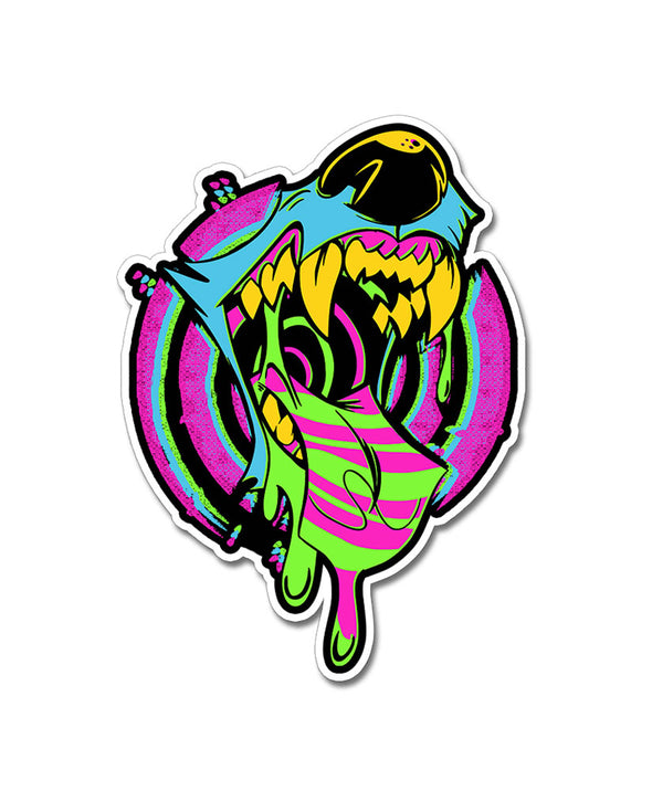 Trippin' Out! - Sticker