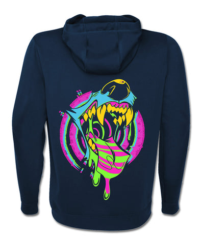 Trippin' Out - Hoodie (Navy)