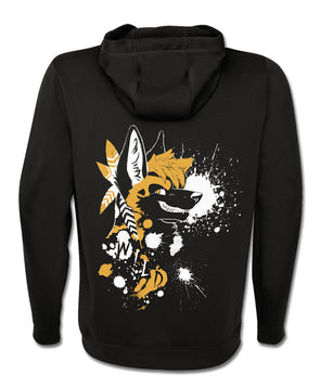 nomad complex wild dog awd black pullover hoodie vancouver