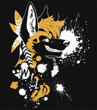 Wild Dog - Tank Top (Black)