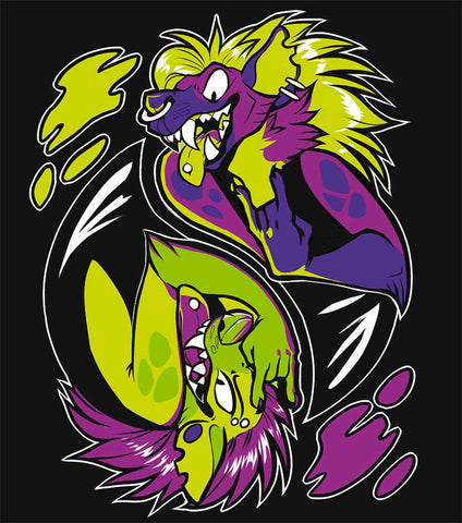 Yeen Yang - T-Shirt (Purple)