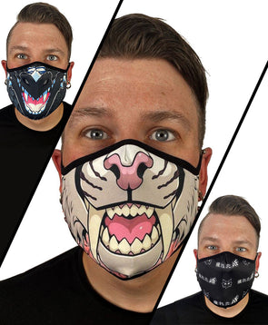 3 Pack Nomad Face Masks (Pick Your Own!)