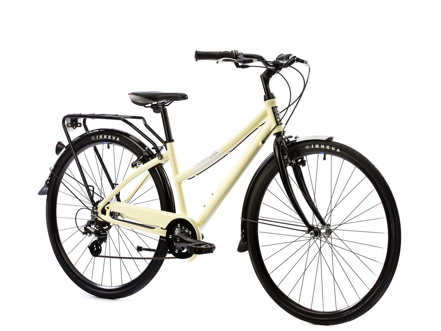 Opus Classico 1.0 W Bicycle, Cream