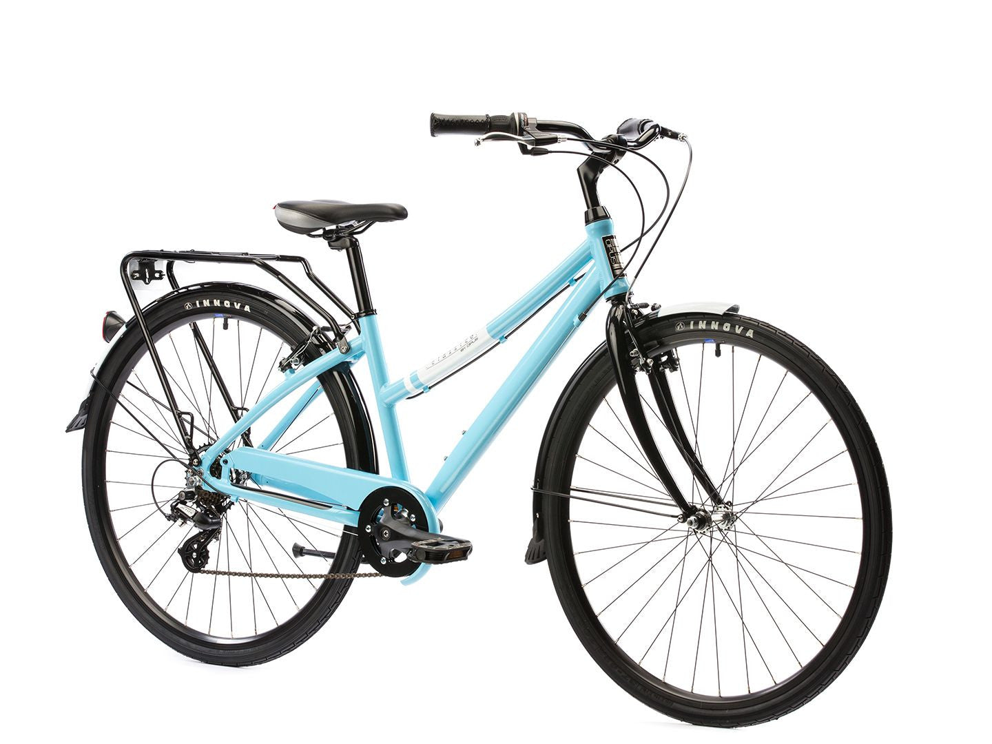 Opus Classico 1.0 W Bicycle, Sky Blue