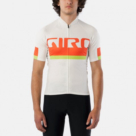 Giro Chrono Expert Flame Orange Jersey