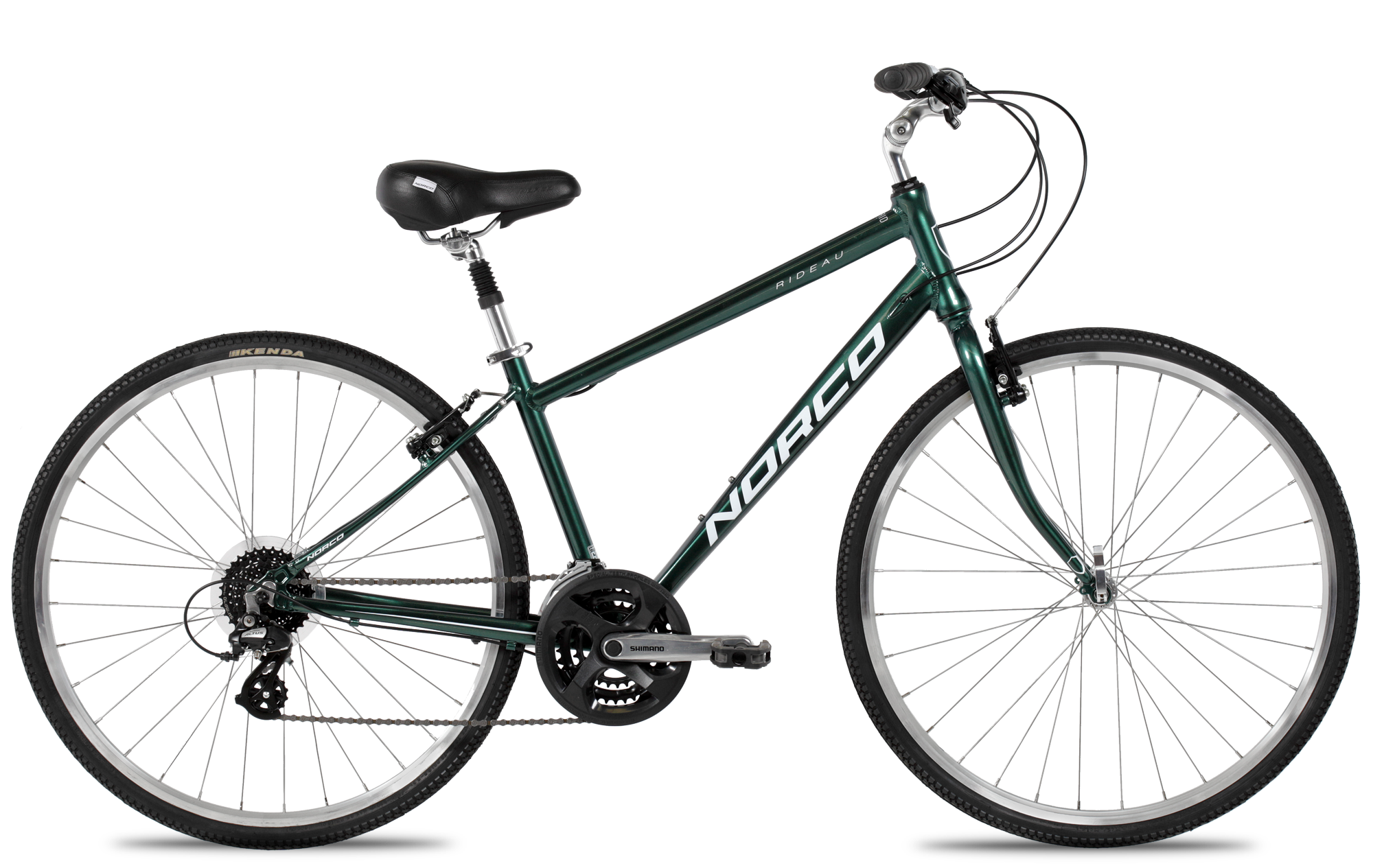 Norco Rideau Bicycle, Green