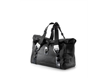 Brooks England Hampstead Sport Holdall, Black/Black