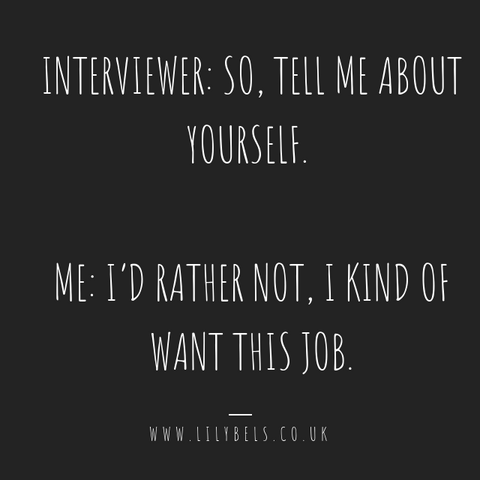 Funny Job Interview Quotes Funny Quotes And Sayings Lilybels